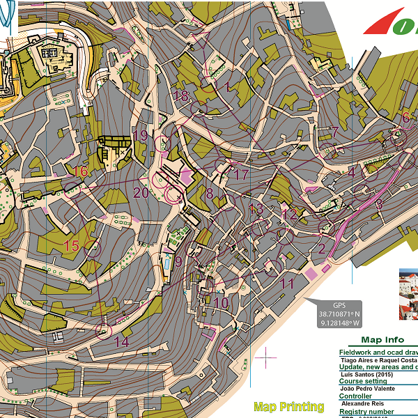 Alfama - World Ranking Sprint Event